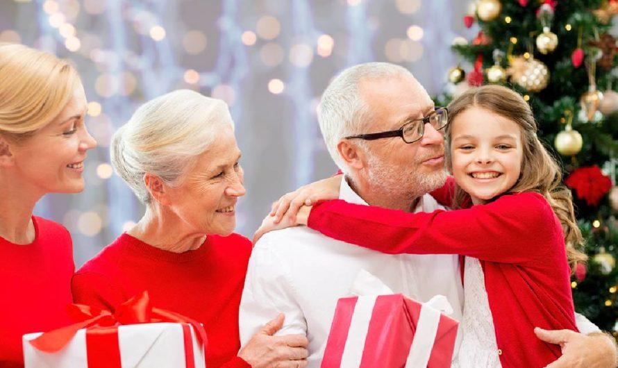 100 idées cadeaux Noël pour les grands-parents