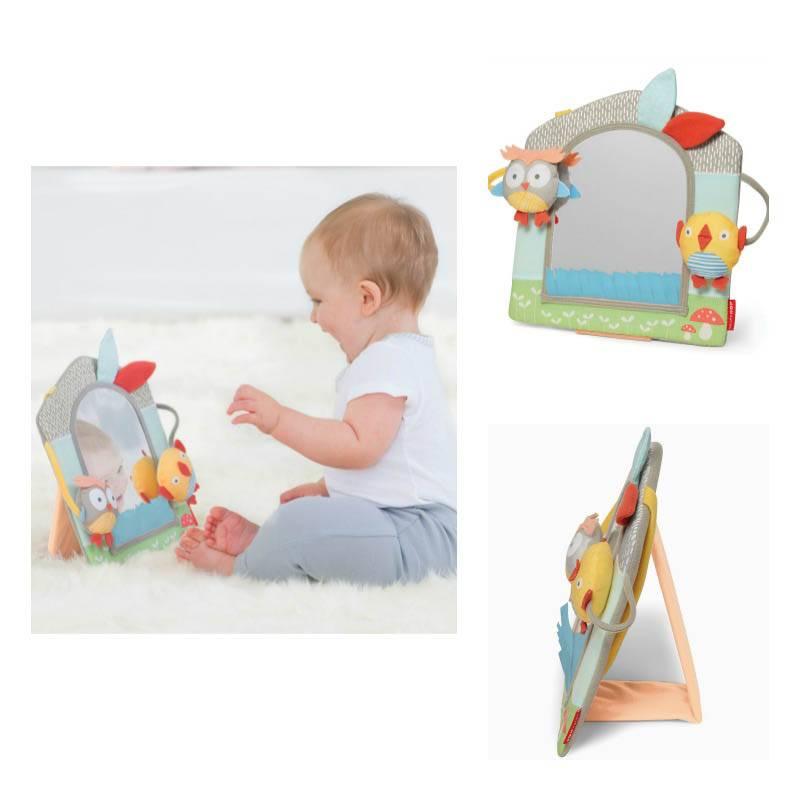 miroir d'activité pour bébé