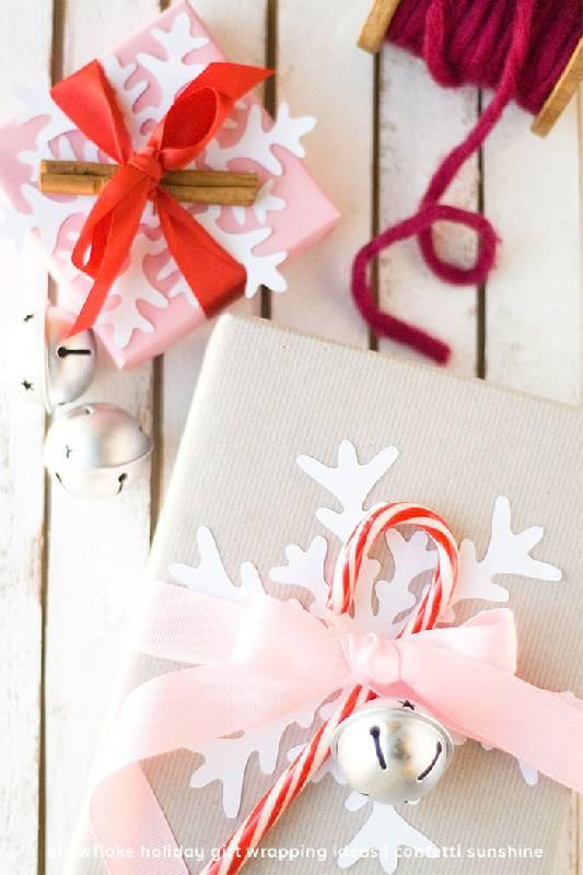 idées d'emballage pour Noël
