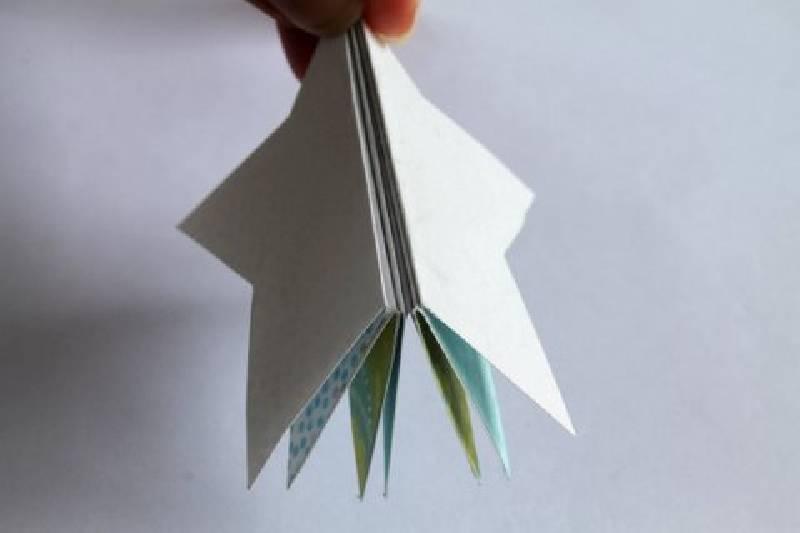 Décorations de Noël en papier