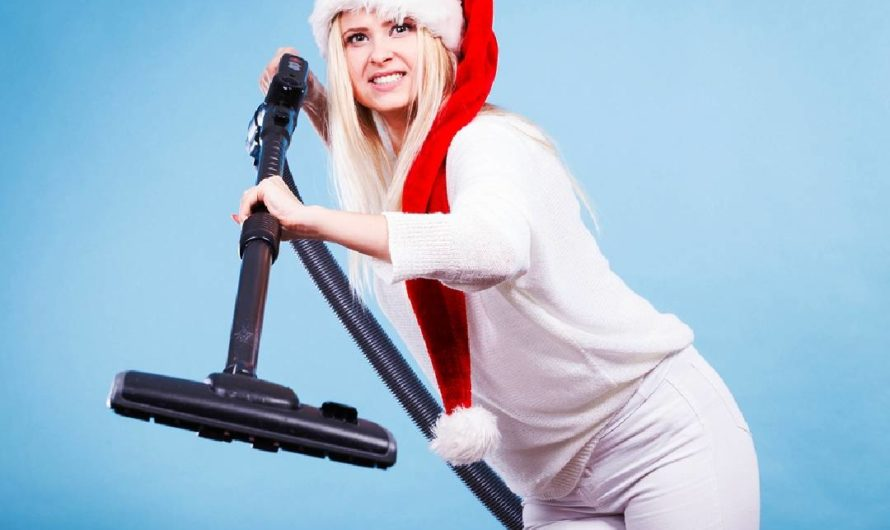 Comment nettoyer votre maison pour Noël ?