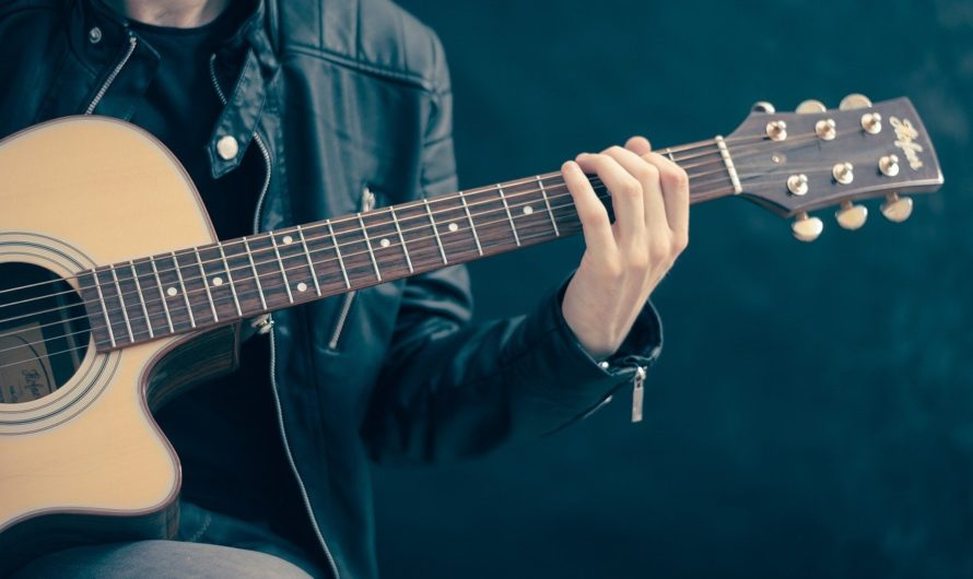 Cadeau pour guitariste : TOP 5 des idées cadeaux