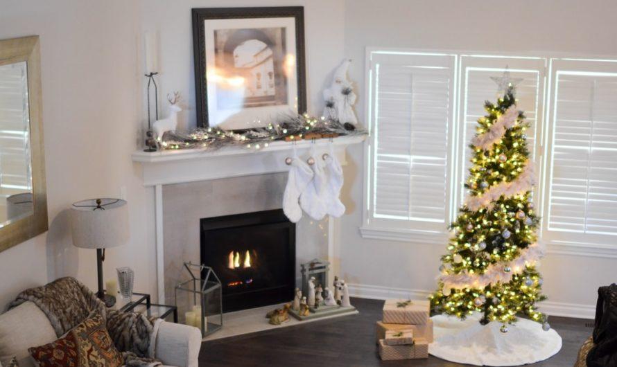 Comment décorer sa cheminée pour Noël ?