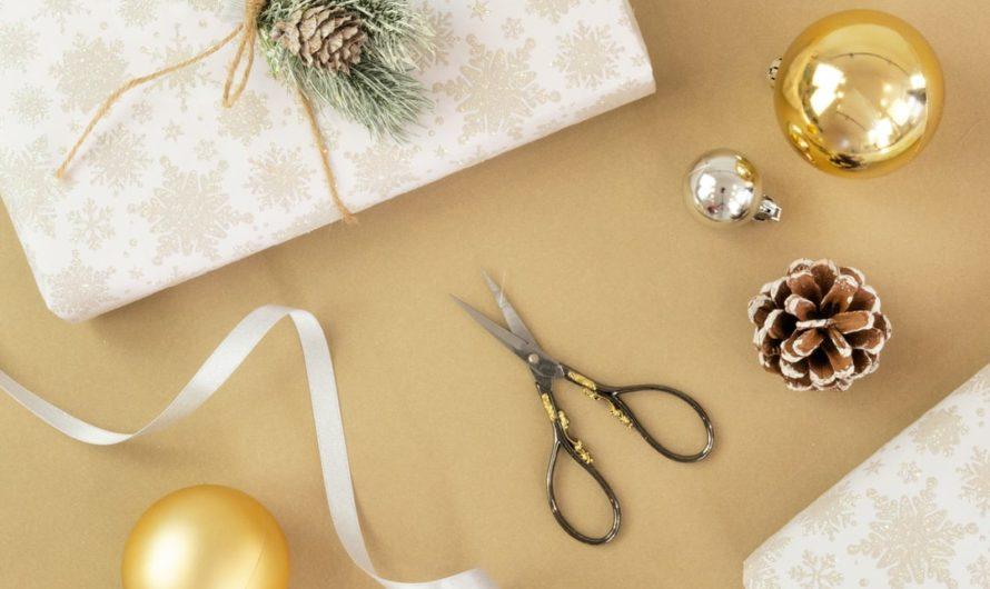 15 idées d'emballage cadeau Noël original