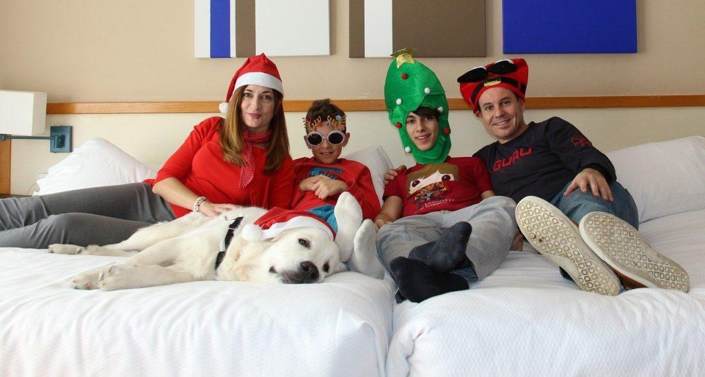 Les meilleurs pulls de Noël pour toute la famille